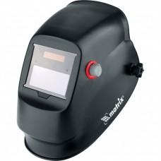 Щиток защитный лицевой (маска сварщика) с автозатемнением Optimal. MATRIX