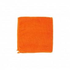 Салфетка универсальные из микрофибры оранжевые 300 х 300 мм. Elfe