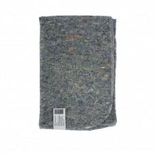 Салфетка для пола х/б, серая 600 х 700 мм, LigHt, Россия. Elfe