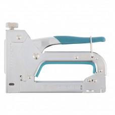 Степлер мебельный регулируемый (HanD Werker), стальной корпус, тип скобы 53,4-14 мм. GROSS