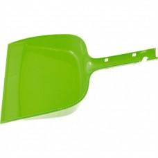 Совок 280 х 195 мм, зеленый. Elfe