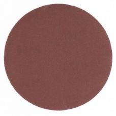 """Круг абразивный на ворсовой подложке под """"липучку"""", P 100, 115 мм, 10 шт. MATRIX"""
