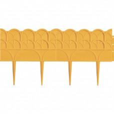 "Бордюр ""Прованс"", 14 х 310 см, желтый. PALISAD. Россия"