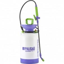 Опрыскиватель ручной усиленный с горловиной 5 л, с насосом, шлангом и разбрызгивателем. PALISAD