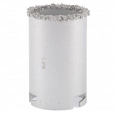 Кольцевая коронка с карбидным напылением, 43 мм. MATRIX