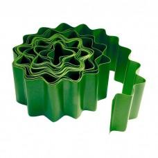 Бордюр садовый, 15 х 900 см, зелёный. PALISAD