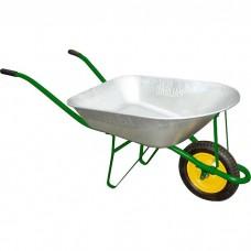 Тачка садовая грузоподъемность 160 кг, объем 78 л. PALISAD