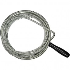 Трос для прочистки труб, L-5 м, D 6 мм. СИБРТЕХ