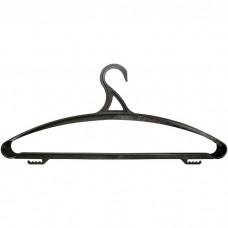 Вешалка пластиковая для верхней одежды размер 52-54, 470 мм, Россия. Elfe