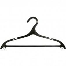 Вешалка пластиковая для легкой одежды размер 48-50, 430 мм, 5 шт, в комплекте. Россия. Elfe