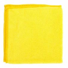 Салфетка универсальные из микрофибры желтые 300 х 300 мм. Elfe