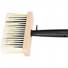 Кисть макловица, 150 х 70 мм, искусственная щетина, деревянный корпус, пластмассовая ручка. MATRIX