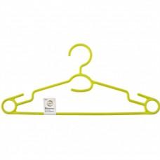 Вешалка пластиковая для легкой одежды 38 см, цветная. Elfe