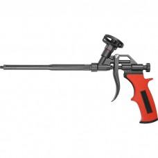 Пистолет для монтажной пены, тефлоновое покрытие, двухкомпонентная ручка. MATRIX