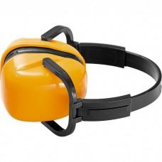 Наушники защитные, складные, пластмассовые дужки. SPARTA