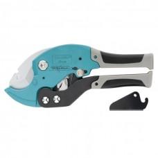Ножницы для резки изделий из ПВХ, D до 36 мм, двухкомпонентные рукоятки, рабочий стол для плоских изделий. GROSS