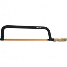 Ножовка по металлу, 300 мм, деревянная ручка. SPARTA