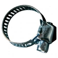 Хомуты металлические, 14-27  мм, 5 шт. Sparta