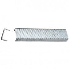 Скобы, 6 мм, для мебельного степлера, закаленные, тип 53, 1000 шт. MATRIX MASTER