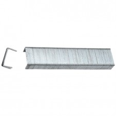 Скобы, 10 мм, для мебельного степлера, закаленные, тип 53, 1000 шт. MATRIX MASTER