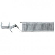Скобы, 6 мм, для мебельного степлера, закаленные, тип 140,1000 шт. MATRIX MASTER