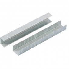 Скобы, 6 мм, для мебельного степлера усиленные, тип 53, 1000 шт, GROSS