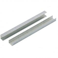Скобы, 10 мм, для мебельного степлера, усиленные, тип 140,1250 шт, GROSS