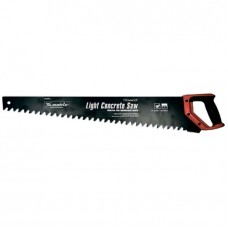 Ножовка по пенобетону, 500 мм, защитное покрытие, твердосплавные напайки на зубья, двухкомпонентная рукоятка. MATRIX