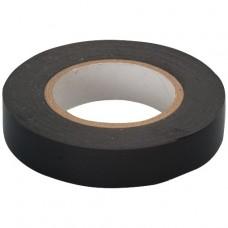 Изолента ПВХ, 15 мм х 10 м, черная. СИБРТЕХ