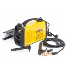 Аппарат инвертор дуговой сварки ММА-200ID, 200 А, ПВР 60%, диаметр электрода 1,6-5 мм, провод 2 м. Denzel