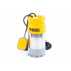 Погружной насос высокого давления PH900, X-Pro, подъем 30 м, 900 Вт, 3 атм, 5500 л/ч. DENZEL