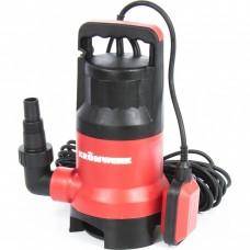 Дренажный насос для грязной воды KP450,450 Вт, подъем 6,5 м, 8000 л/ч. Kron Werk