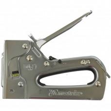 Степлер мебельный металлический регулируемый, тип скобы 53,6-14 мм. MATRIX PROFESSIONAL