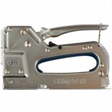 Степлер мебельный, металлический, регулируемый, тип скобы: 53, 4-14 мм. СИБРТЕХ