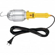 Лампа переносная 60 W, кабель 5 м. DENZEL
