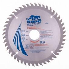 Пильный диск по дереву 200 x 32/30 мм, 48 твердосплавных зубъев. БАРС