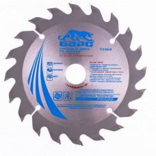 Пильный диск по дереву 140 x 20/16 мм, 20 твердосплавных зубъев. БАРС