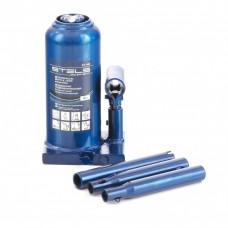 Домкрат гидравлический бутылочный телескопический, 4 т, h подъема 190-480 мм. Stels