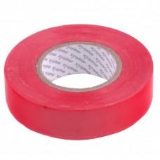 Изолента ПВХ, 19 мм х 20 м, красная, 150 мкм. Matrix